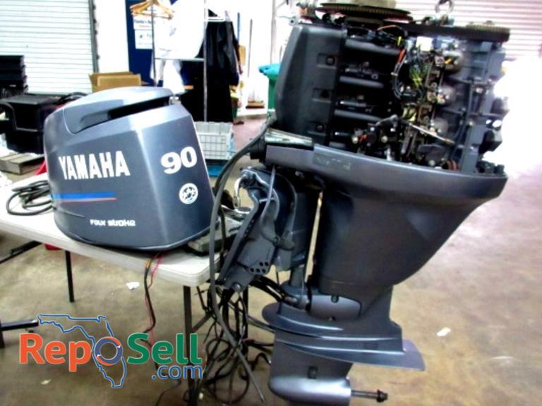 2001 yamaha 90 hp 4 stroke for 90 hp yamaha 4 stroke for sale