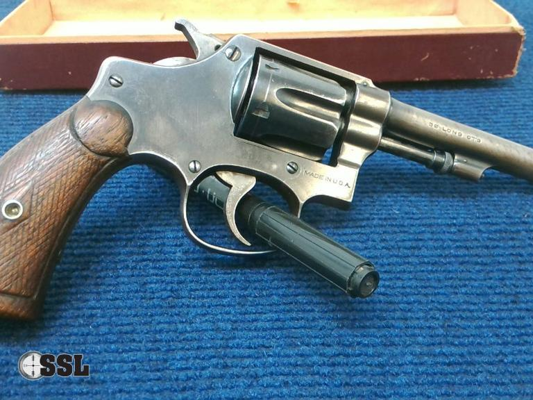 Smith & Wesson [Purported Al Capone's] 32 Long OTG