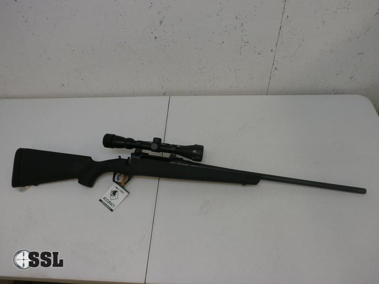 SSL Firearms | Remington 783 Scoped Combo