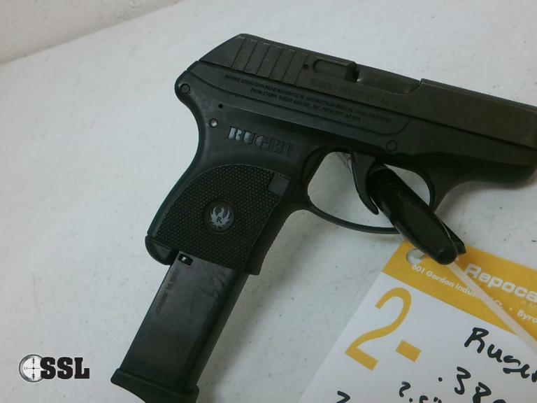 SSL Firearms | Ruger LCP  380 (Extended Mag)