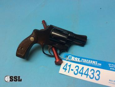 SSL Firearms | Smith & Wesson Model 36  38 Special Revolver