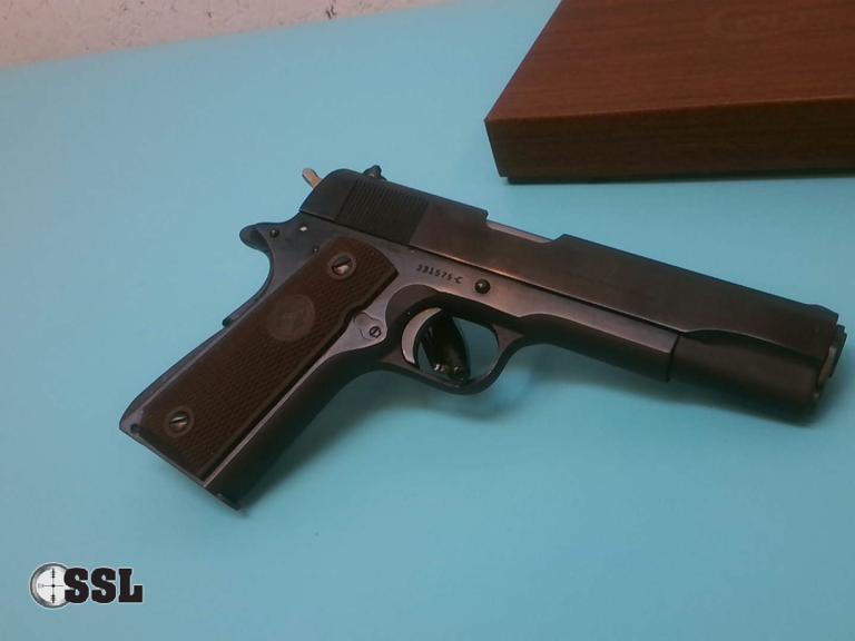 SSL Firearms | Colt 1911 A1 Government Model  45
