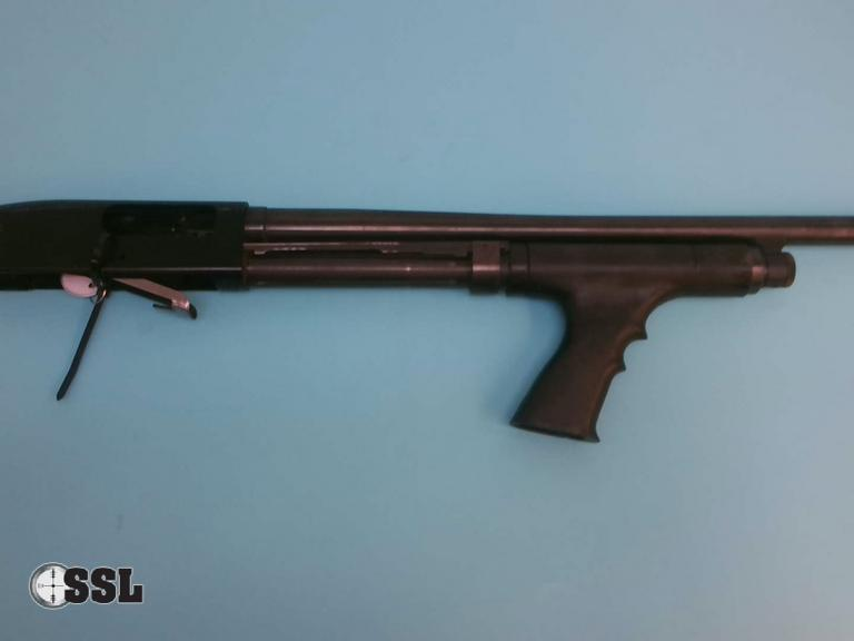 SSL Firearms | Mossberg 500A 12 Gauge (Missing Parts)