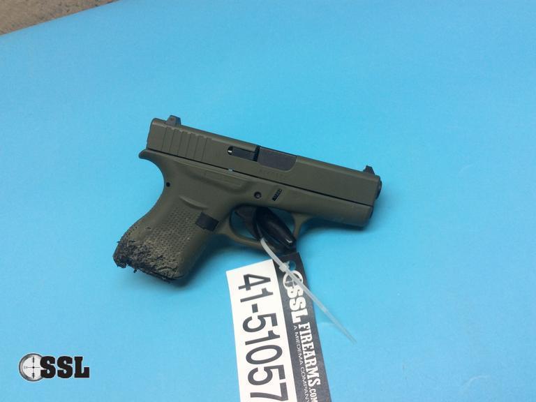 SSL Firearms | Glock 42  380 Auto