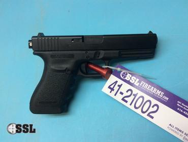 SSL Firearms   Glock 21(With Full Auto Glock Conversion Kit