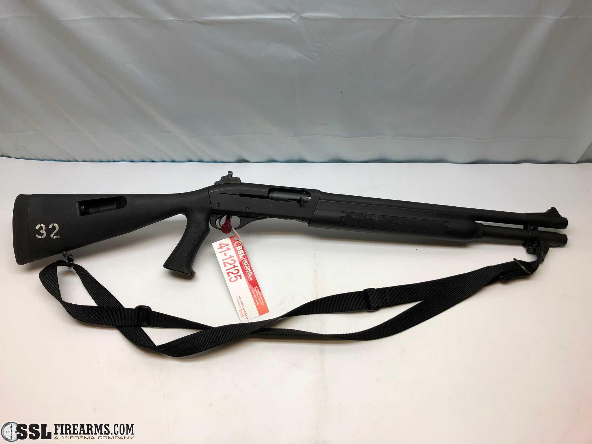 Semi auto shotgun history remington Semi