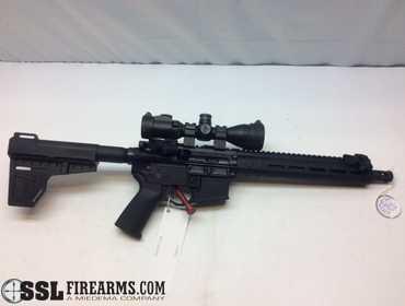 SSL Firearms | Spike's Tactical Crusader ST15  300 AAC Blackout AR