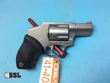 SSL Firearms   Taurus Hammerless D/A  357 Mag Revolver