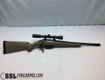 SSL Firearms | Ruger American  450 Bushmaster Rifle W/ Scope