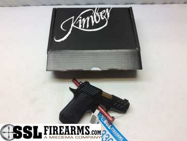 SSL Firearms   Brand New- Kimber Micro 9 ESV 9mm Pistol