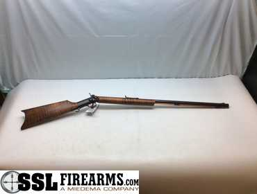 SSL Firearms | Mowrey  36 cal blackpowder muzzleloader  Features a
