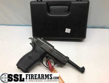 SSL Firearms | ME 38 P Blank/Starter Pistol  In good overall