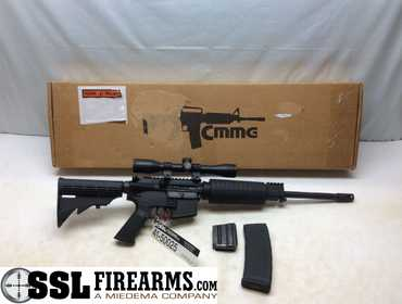 CMMG Inc MK4 .300 AAC Blackout Rifle