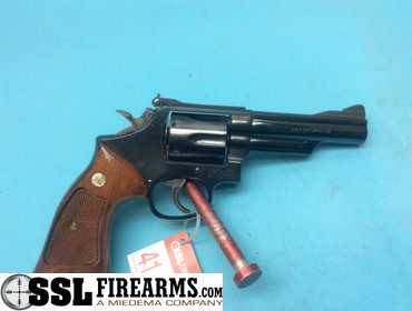 Smith & Wesson 19-5 .357 Mag