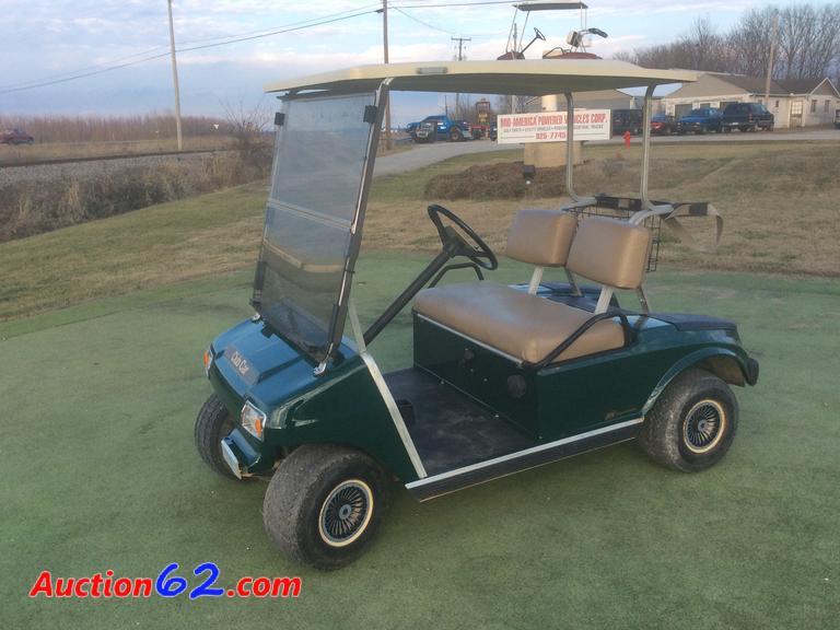 Auction62 com | 1991 Club Car DS