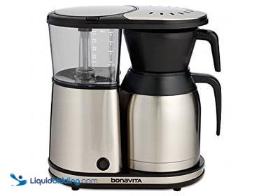 Bonavita 8 Cup Stainless Steel Coffee Brewer, Opened to Verify, Unused, Tested, Works, Verified...