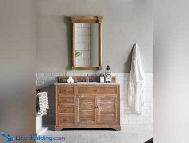 Liquidbidding James Martin Furniture Savannah Collection 48 Bath