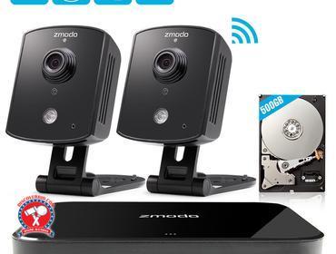 DiscoverBid com   Zmodo 1080p HDMI WiFi IP Audio Home