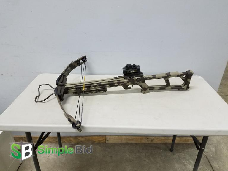Simplebid Inc Horton Yukon Sl Crossbow Needs Some Repair