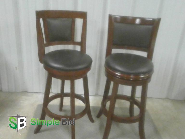 Super Simplebid Inc Lot Of 2 New Boraam Industries Augusta Gmtry Best Dining Table And Chair Ideas Images Gmtryco