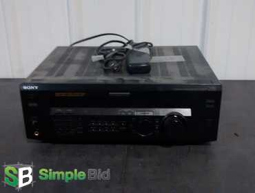 SimpleBid Inc  | Sony Stereo/FM-AM Receiver 5 1 Surround