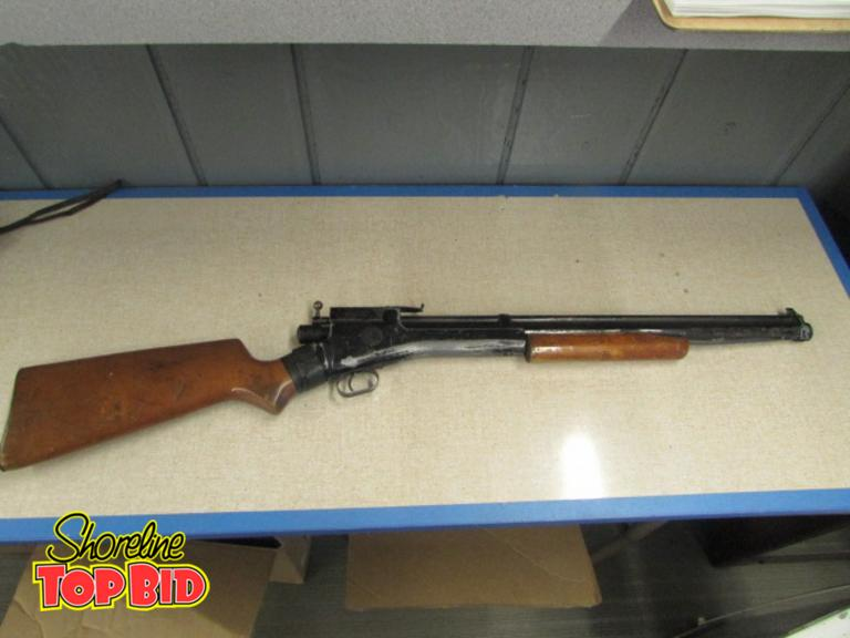 Shoreline Top Bid | Vintage Crosman  22 Pellet BB Air Gun