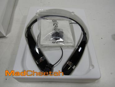 e77c4f5f5aa OPEN BOX LG Electronics Tone Pro HBS-760 Bluetooth Wireless Stereo Headset  - Retail Packaging