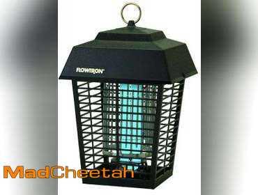 MadCheetah com   Flowtron BK-15D Electronic Insect Killer, 1/2 Acre