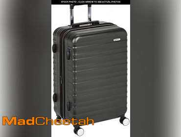 6fa64ca1b13f MadCheetah.com | Premium Hardside Spinner Luggage with Built-In TSA ...