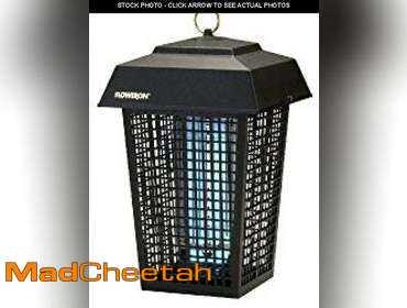 MadCheetah com   Flowtron BK-40D Electronic Insect Killer, 1 Acre