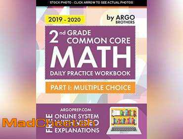 MadCheetah com | 2nd Grade Common Core Math: Daily Practice